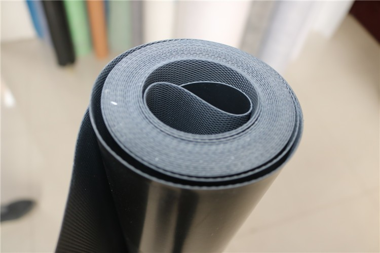 pvc waterproof material with fabric