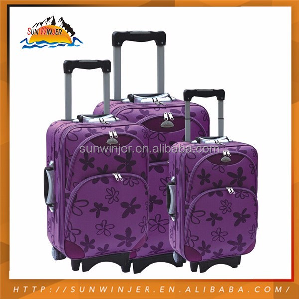 Widely Used Durable Cheap luggage travel land