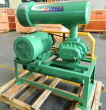 industrial hot Air blower and Three-lobe Roots Blower