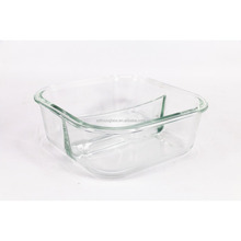 Heat Resistant High Borosilicat meal food container set