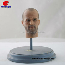 Realistic Male Head Mannequin