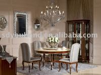 Neo-classic furniture YB07 round dining table