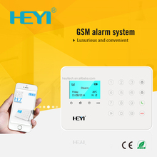 Smart GSM home/business alarm system alert security system