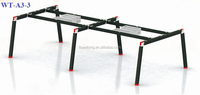 No.WT-A3-3 New design office table metal base for sale
