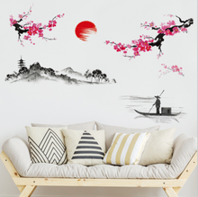 2018 New Design Vinyl Popular Kids Eco-friendly Printing Wall Sticker Home Decor PVC Room wall paper sticker