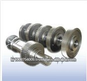 High speed gear for turbo blower [ KS0 (JIS0, AGMA12 ,DIN4) ] / High speed gear