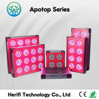 Apollo 200W-1600W UV LED Panel Grow Light System 12 Band 3w,5w Led Panel Lamp Indoor Plants High Power Grow Led Lights