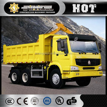 Right/left hand drive SINOTRUCK HOWO 25 ton dump truck 6x4 18cbm for sale