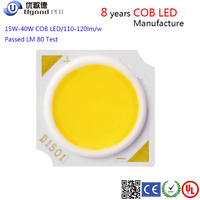 Factory supply 12 watt cob downlight led manufacturer passed LM-80 test report