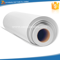 Clear PVC Plastic Sheet For Printing/Digital Printing Car Sticker Film