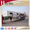 3 and 4 gooseneck horse trailer with kitchen and shower