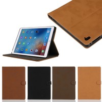 Retro leather texture case for ipad pro,for ipad pro case,for ipad pro 9.7 inch tablet skin cover