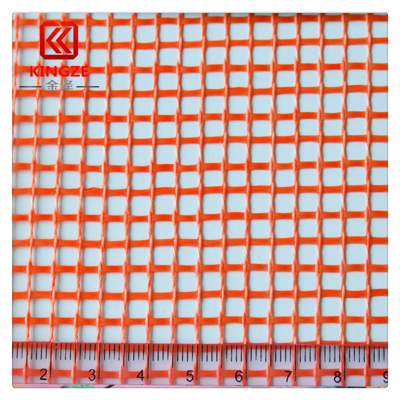 10x10 145g Reinforce Concrete Fibre Glass Mesh In Europe manufacturer