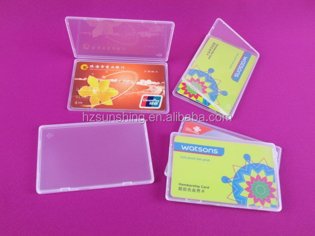 wholesale PP 5mm slim sim card holder plastic