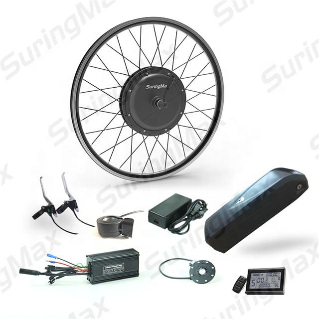 Factory Direct Sales ebike conversion kit hub motor 48v 500w <strong>engine</strong>
