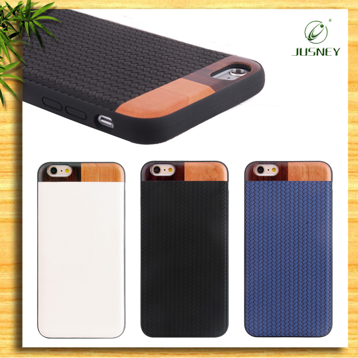 Hot Wooden Cases Smartphones, Leather Cell Phone Case,Slim Case For Iphone Case