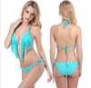 OEM Sex Bikini Set Tassels Beachwear Bohemian Swimwear TH10