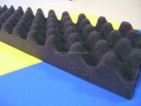 Non-toxic recycled PU foam sponge sound absorption foam