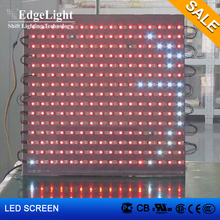 Edgelight led advertising display screen China Supplier