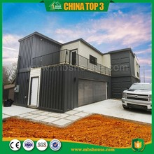China living prefab container houses/homes