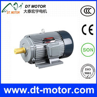 Fujian DT Y series three phase induction electric ac motors 15kw 20hp
