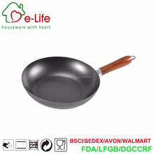 Traditional Chinese Wok Range in Carbon Steel & Nonstick