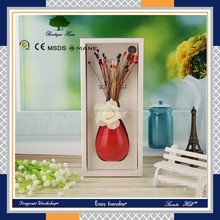 Perfumes and fragrances decoration home/bedroom/kitchen anti mosquito aroma oil reed diffuser for gift set packing