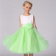New gowns for kids design ball gown wedding gowns 3 year old girl dress fancy frocks L18705