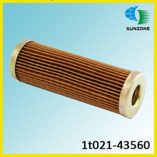 Fuel Filter 1T021-43560 for genset spare parts