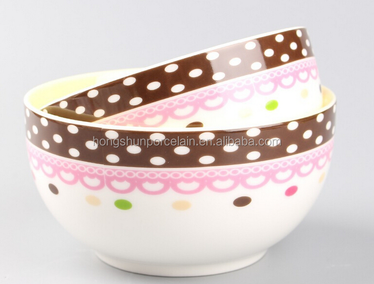 house used cerasmic soup bowl / plate wholesale