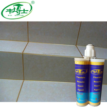 Two components Epoxy resin glue beautiful ceramic tile sealant For Kitchen And Bathroom