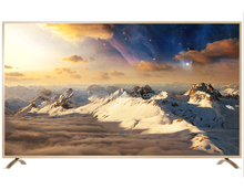 alibaba wholesale remote control tv 4K smart LED televisions with wifi