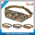 Encai Outdoor Sports Cycling Waist Pack Premium Security Camouflage Waist Bag