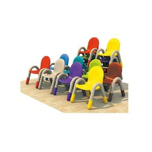 Colorful plastic kids chair kindergarten furniture classroom