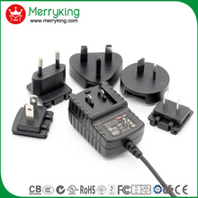 TUV PSE GS CB KC CE UL approved 220v ac to 24v 15v 1a 1.5a 2a dc adapter with 3 years warranty