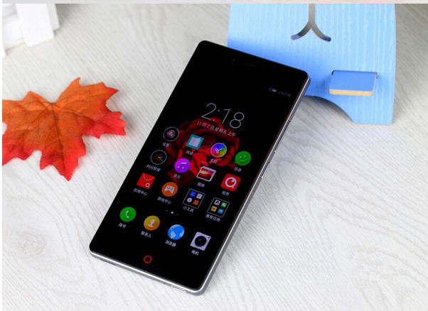"ZTE Nubia Z9 mini Phone 4G LTE 5.0"" FHD 441 PPI Android 5.0 Dual Sim Qualcomm 615 Octa Core 2GB RAM 16GB ROM 16.0MP"
