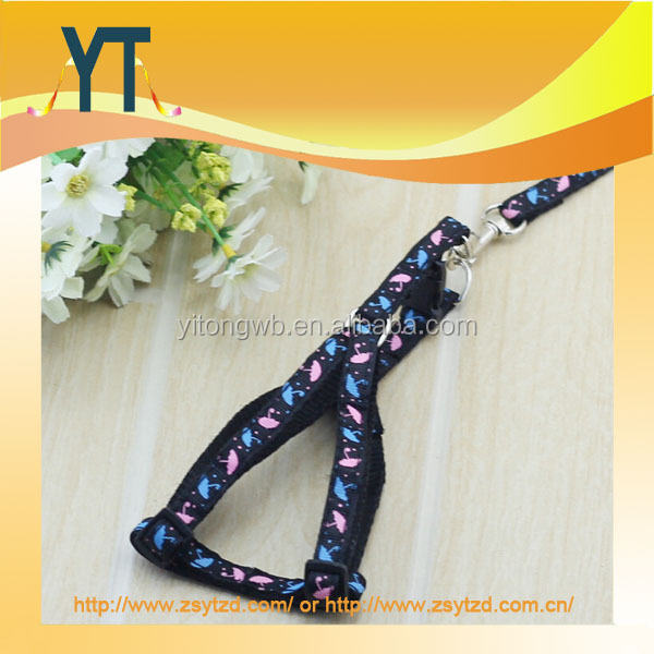 custom dog pet harness collar pet harness