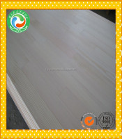 Rubber wood finger joint board/pine finger joint panel/finger joint panel