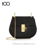 2016 New fashion women messenger bags vintage small shell leather handbag casual women's bag