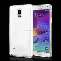 New Ultra Thin Gel Clear Case For Samsung Galaxy Note 4