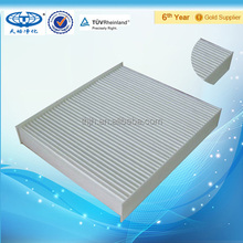 Pleated air filters element for air condition