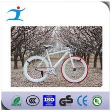 Aluminum alloy rim fixie bike