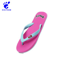 Comfortable new design eva foam beach style slippers shoes for men/women