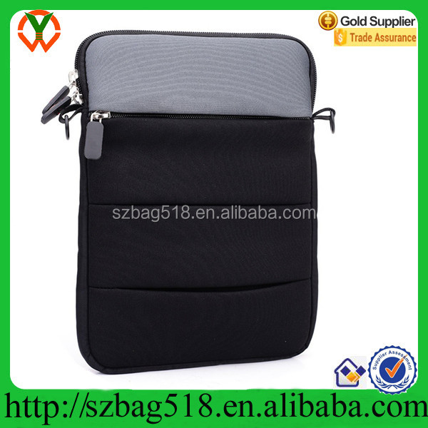 Universal Tablet Custom Laptop Sleeve with Bonus Shoulder Strap