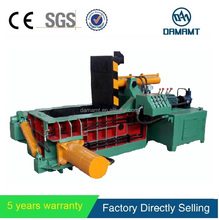 Hydraulic Scrap Car Metal Iron Steel Cooper Aluminum Shear Baler Machine