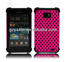 back cover for samsung i9100 galaxy s2,case cover for samsung galaxy s2/i9100