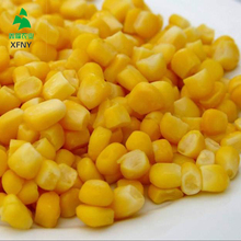 2017 new corp frozen sweet corn brands