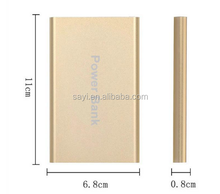 Ultra Slim Lithium Polymer Battery 3000mah 4000mah 5000mah power bank