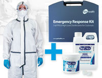 Emergency Response Kit for serious infectious outbreaks (Ebola & SARS)