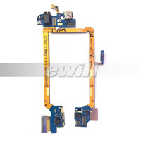 For LG D802 Optimus G2 charging port flex cable EBR77492001 with earphone jack
